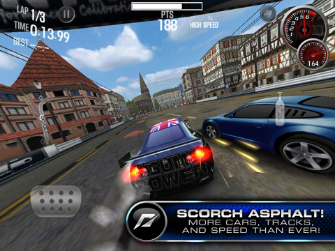 NFS SHIFT 2 Unleashed for iPad
