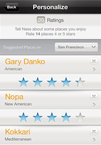 Ness for iPhone