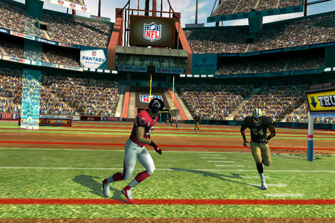 NFL RIVALS iPhone game review