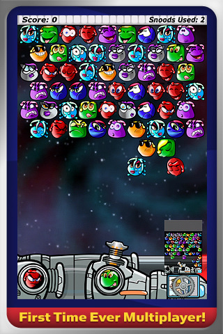 SNOOD iPhone game