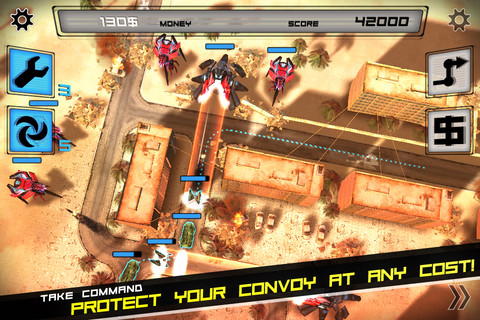 Anomaly Warzone Earth HD iPhone game