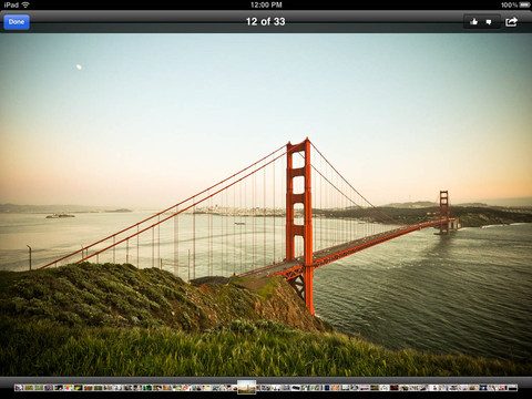 Facebook for iPad Gallery