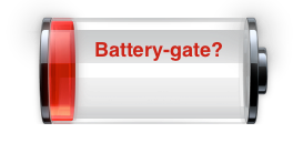 iPhone 4S iOS 5 Battery-Gate?