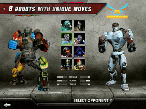 Real Steel iPhone app review