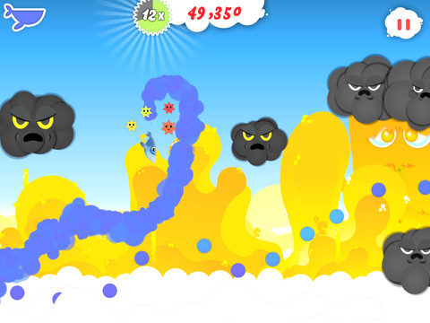 Whale Trail iPhone app review