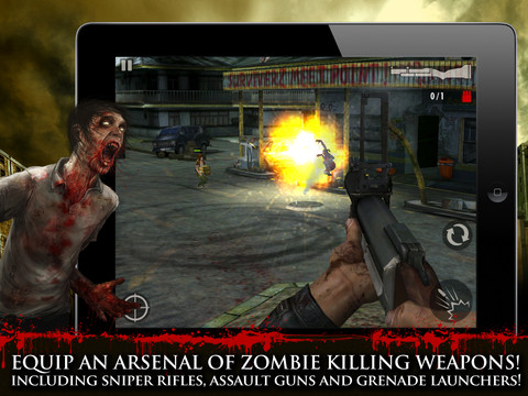 Contract Killer: Zombies iOS app review