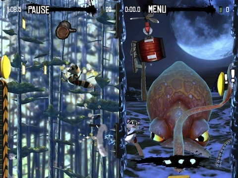 Raccoon Rising iPhone app review