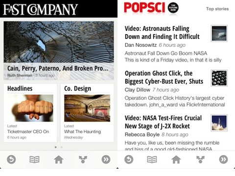 Google Currents iPhone app review