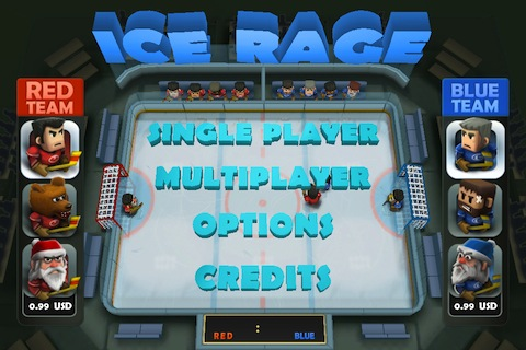 Ice Rage iPhone app review