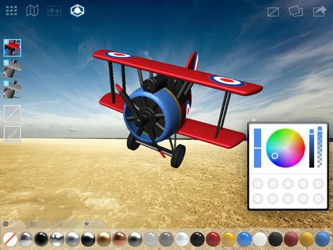 PLapp iPad app review