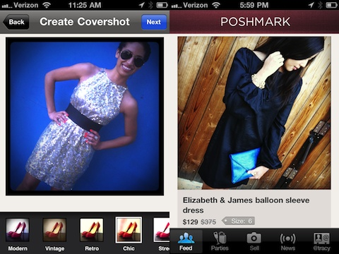 Poshmark iPhone app review