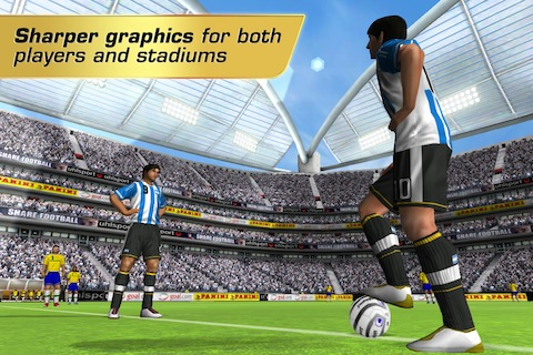 Real Football 2012 iPhone game review