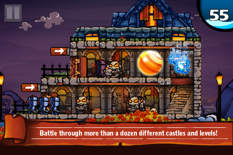 Stop the Knights iPhone game review