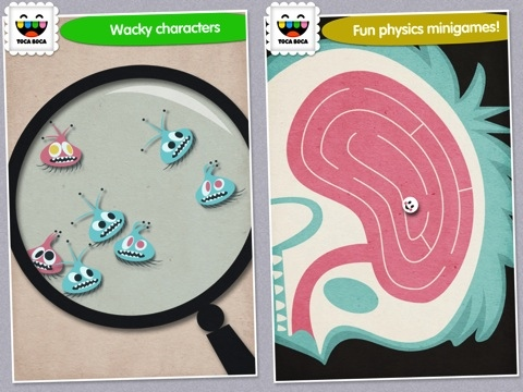 Toca Doctor iPhone app review