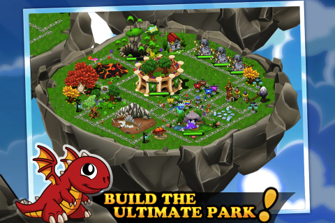 DragonVale iPhone game review