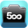 PhotoStackr for 500px