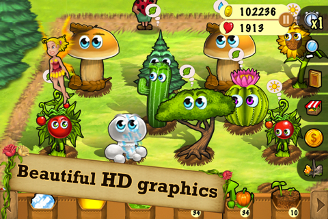 My Little Garden iPhone game review