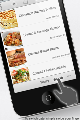 Recipe Now iPhone app review
