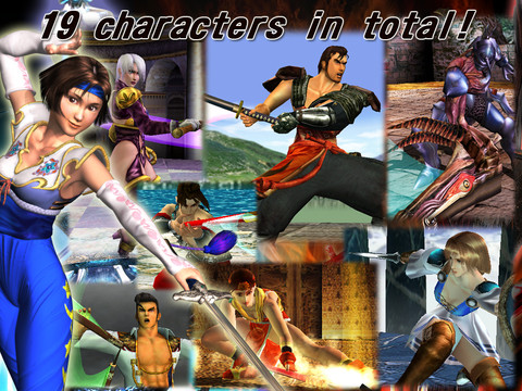 SOULCALIBUR iOS game review