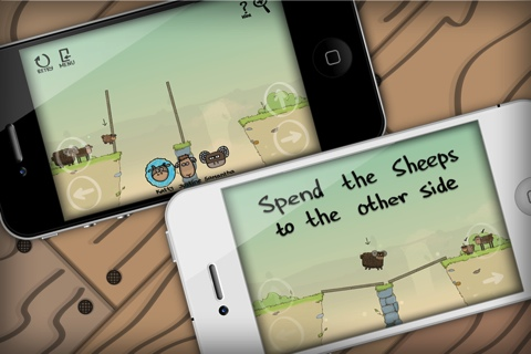 the Sheeps iPhone app review