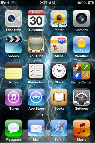vWallpaper 2 jailbreak iPhone app review