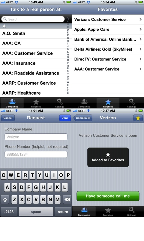 Fast Customer iPhone app Review