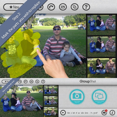 GroupShot iPhone app review