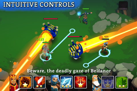 Raid Leader iPhone game review