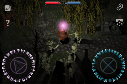 Solomon's Boneyard iPhone game review