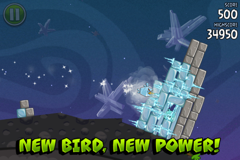 Angry Birds Space Space Bird