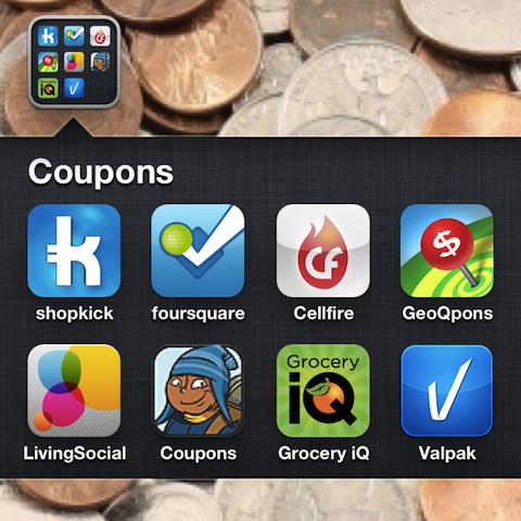 Best iPhone Apps for Finding Coupons