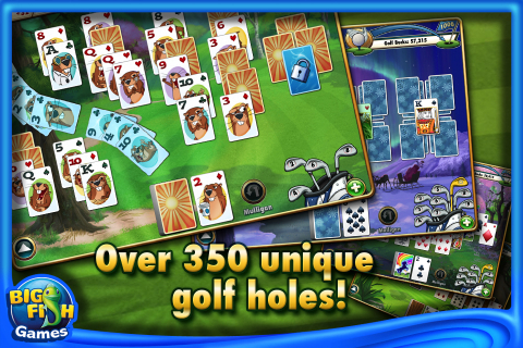 Fairway Solitaire iPhone app review
