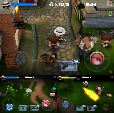 Mafia Rush iPhone game review