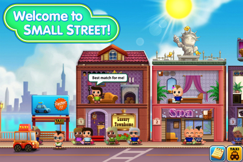 Small Street iPhone app review