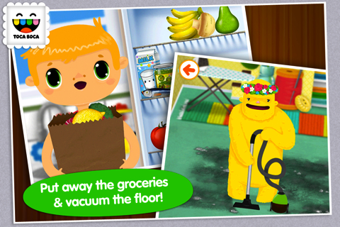 Toca House iPhone game review