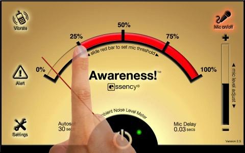 Awareness! The Headphone App iPhone review