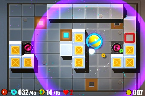 Ball on a Wall Pocket iPhone app review