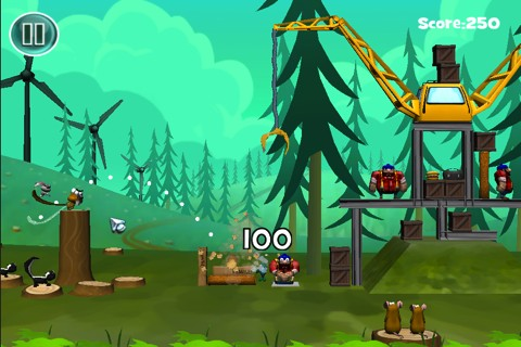 Beaver's Revenge iPhone app review