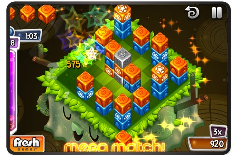 Cubis Creatures iPhone game review