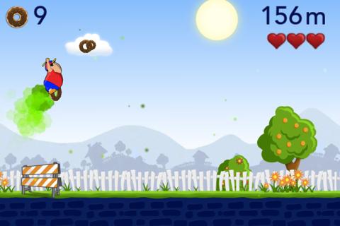 Fat Runner iPhone app review