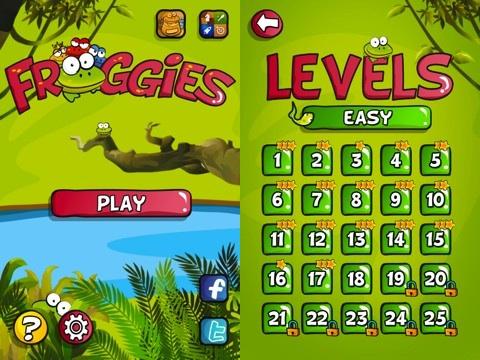 Froggies iPhone app review