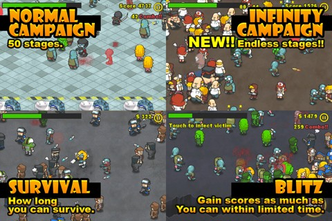 Infect Them All IPhone app review