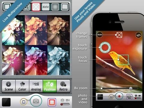 Lens+ iPhone app review