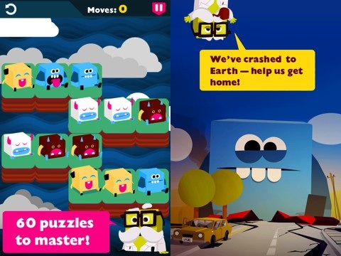 Monster Flip iPhone app review