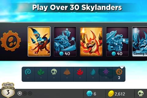 Skylanders Cloud Patrol review