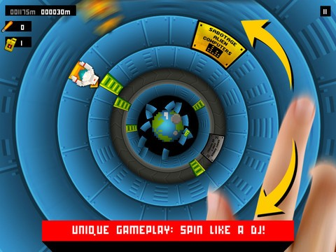 Spin Up iPad game review