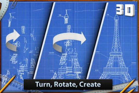 Blueprint 3D iPhone game review