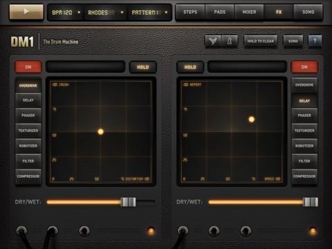 DM1 - The Drum Machine iPad app review