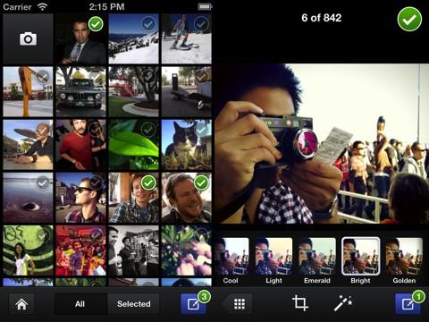 Facebook Camera iPhone app review