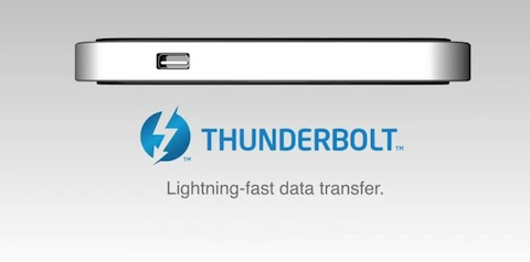 Thunderbolt Port maybe coming to on iPhone 5
